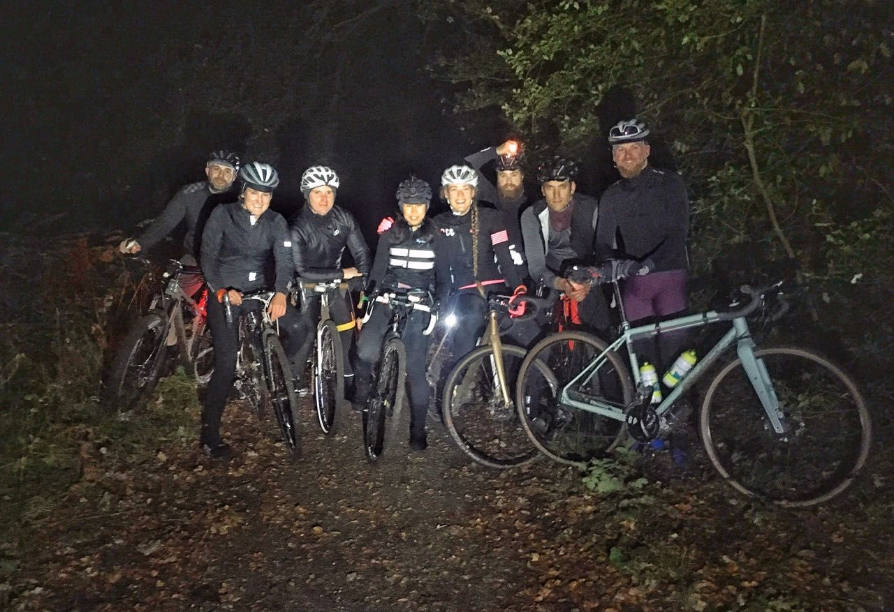 Epping Forest Halloween Night Ride