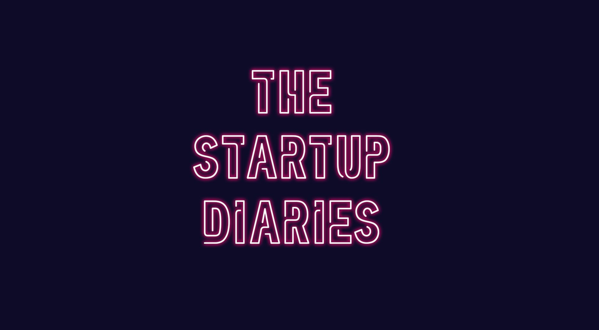 The Startup Diaries: Working vs Working Out