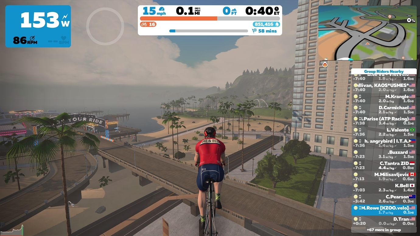 The Lazy Persons's Guide to Winning on Zwift