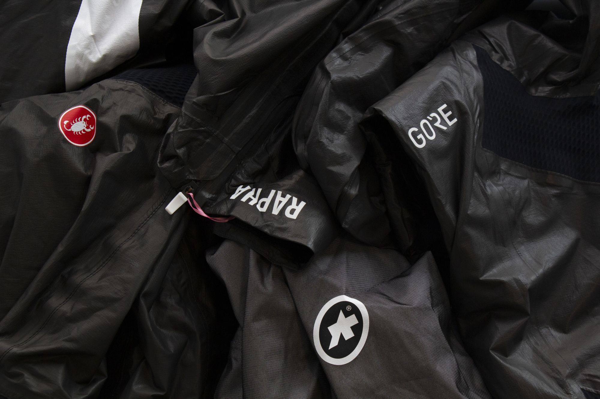 We Tested 4 high-end 2020 rain jackets so you don't have to