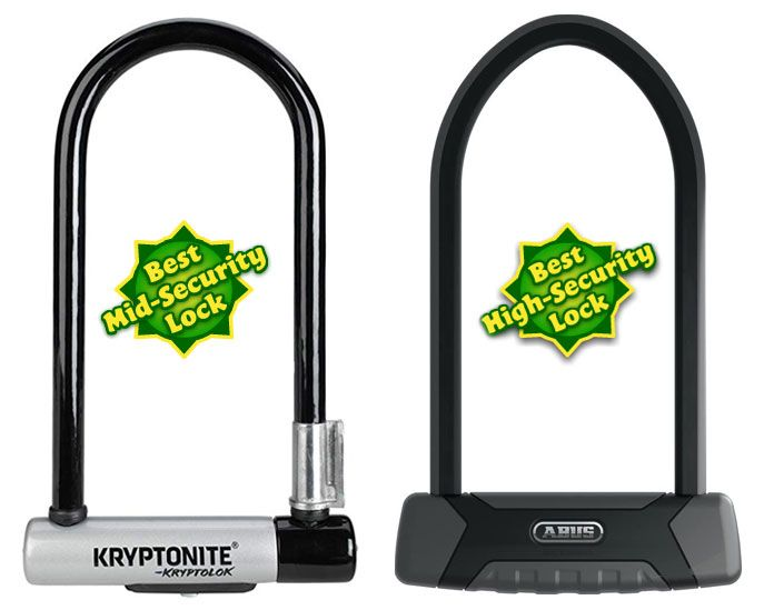Top mid and high security locks