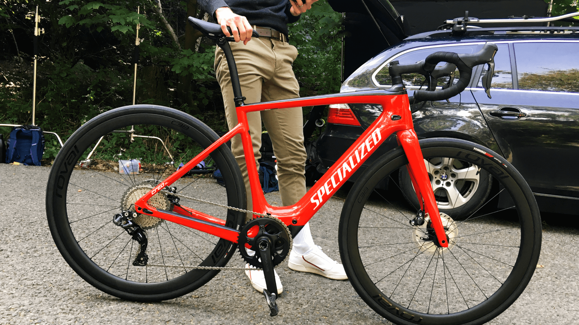 The Specialized Creo SL