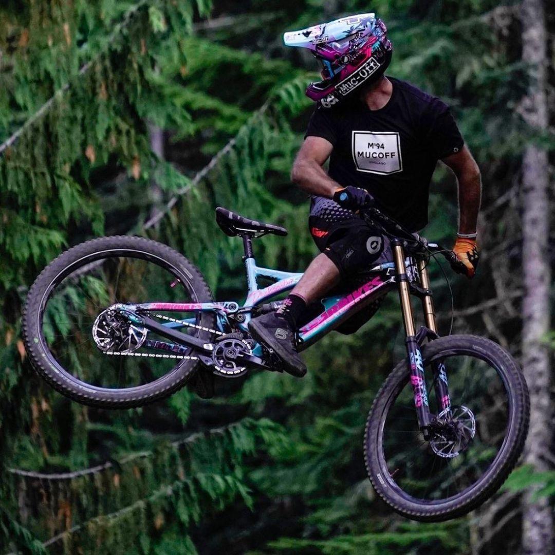 Ben Deakin's Top 5 Mountain Biking Tips