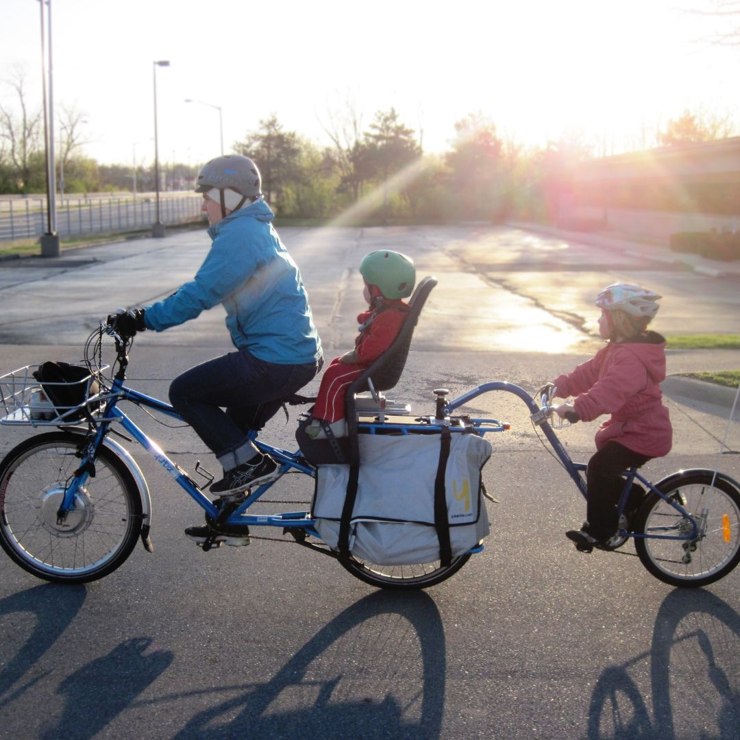 A Beginner's Guide to Cargo Bikes