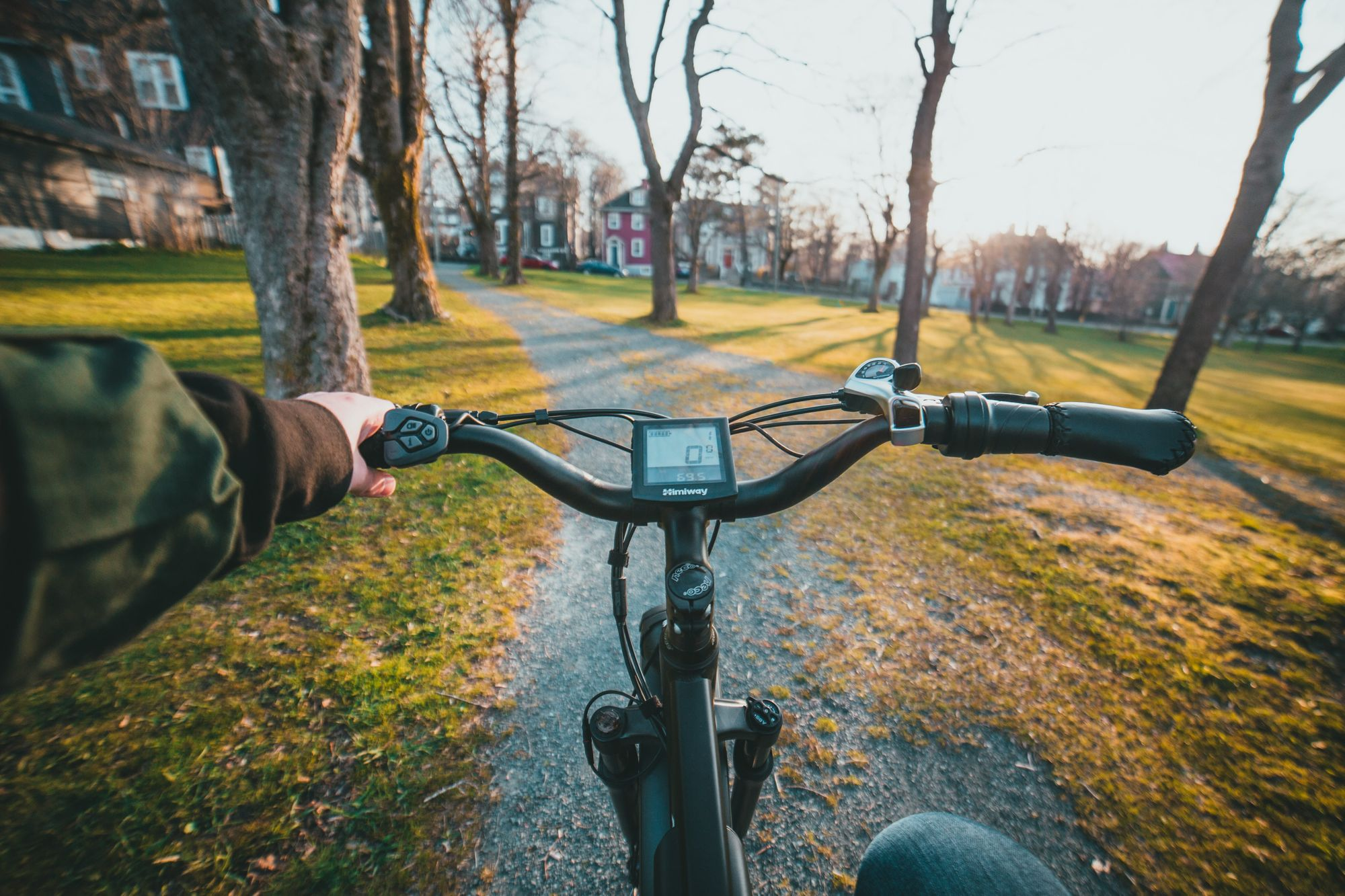 E-bike insurance: What's the law?