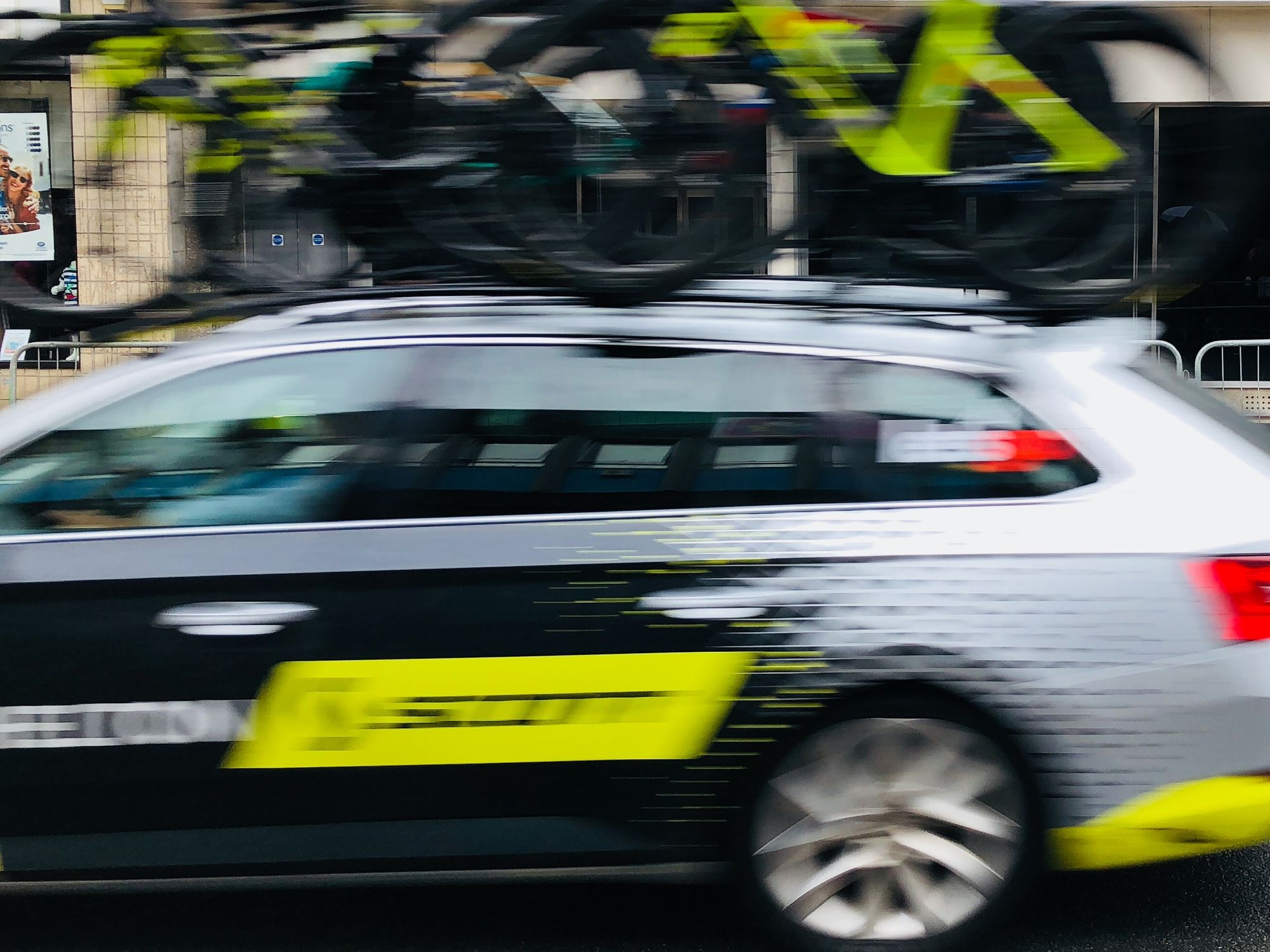 The problem of bike thefts at the Tour de France