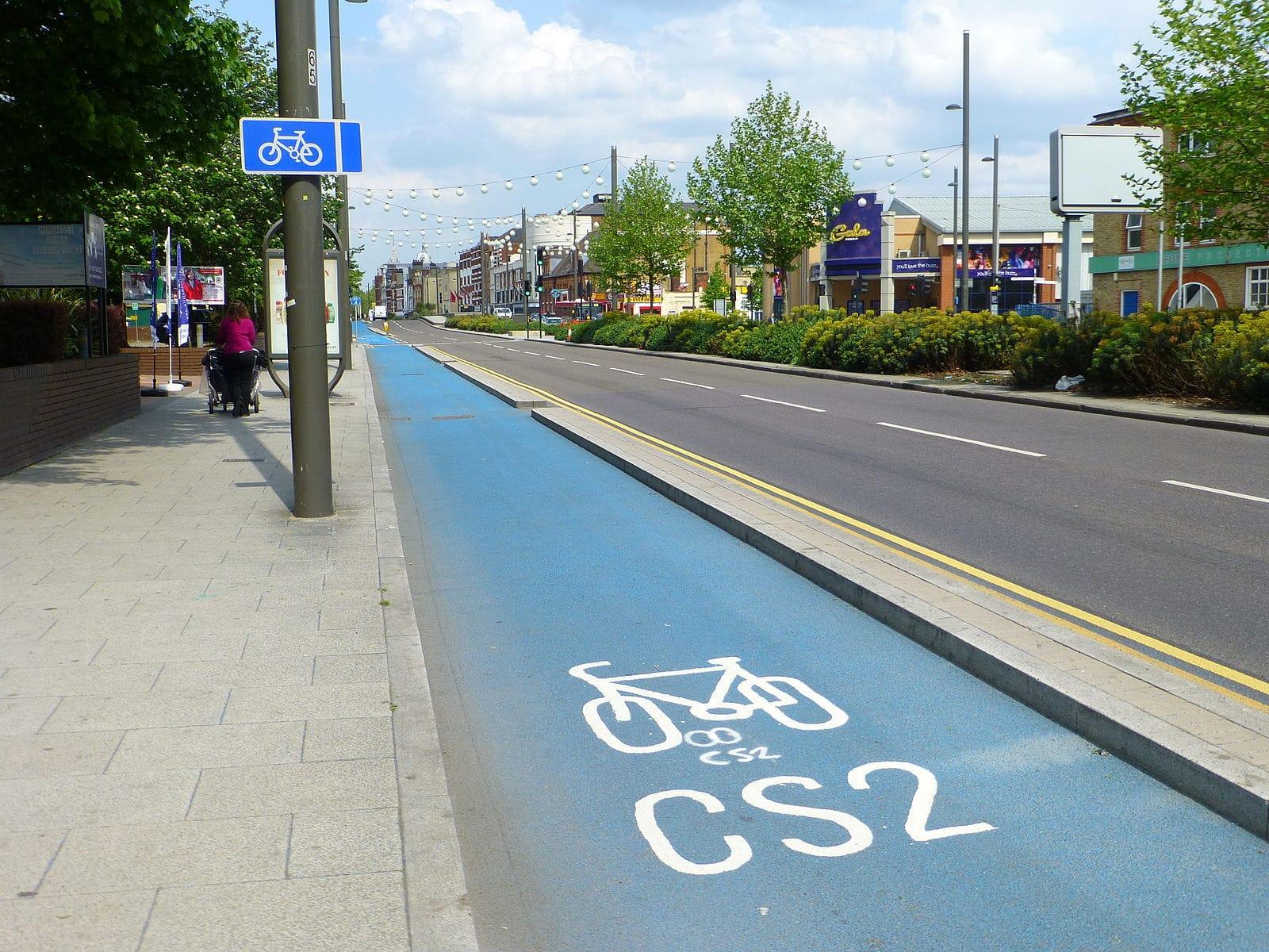 Where Am I? How to navigate London by bike