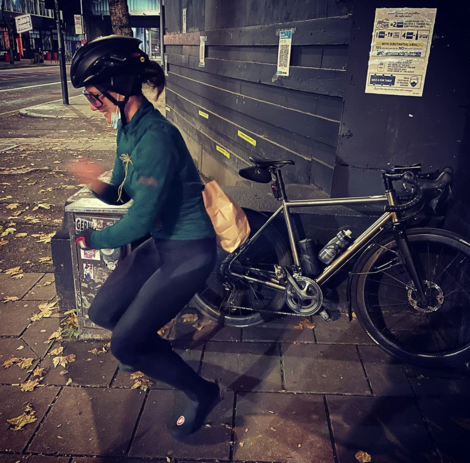 The women who are cycling for a greener city - Matea