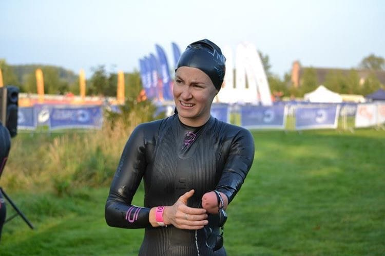 Swim, Bike, Run: Transitioning to triathlon with Claire Cashmore