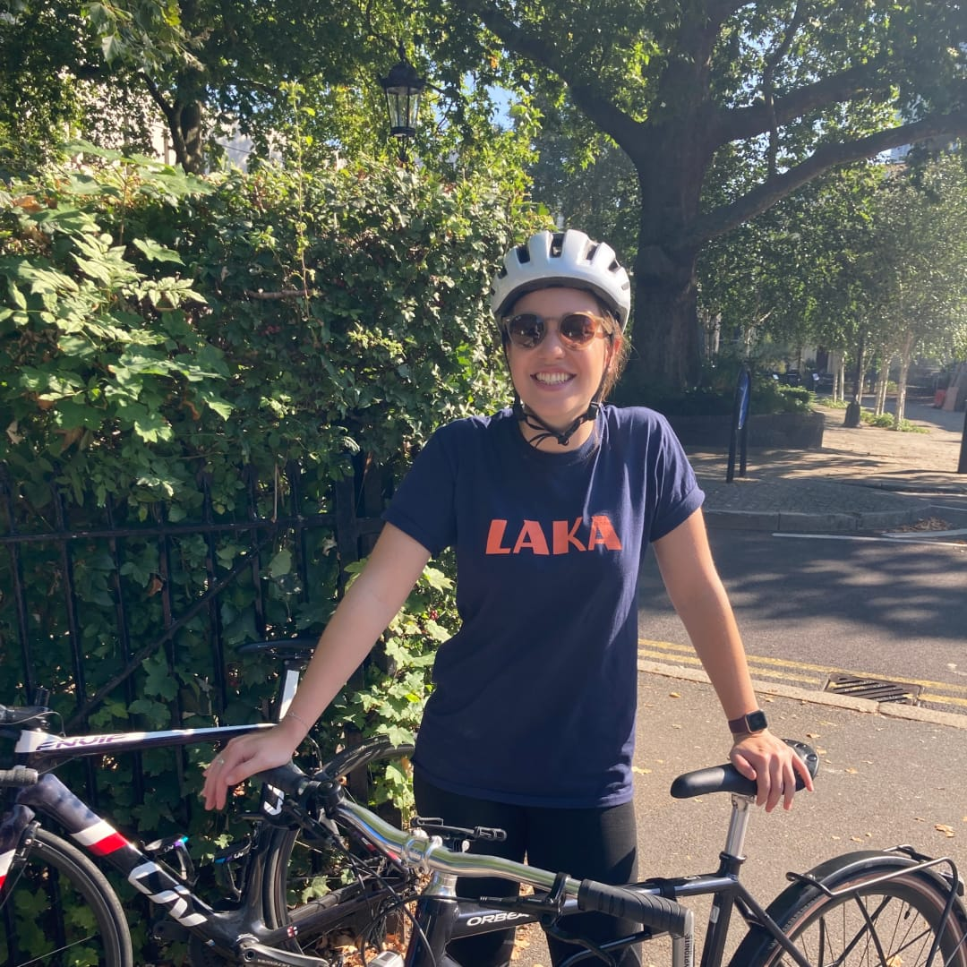The women who are cycling for a greener city - Eloise