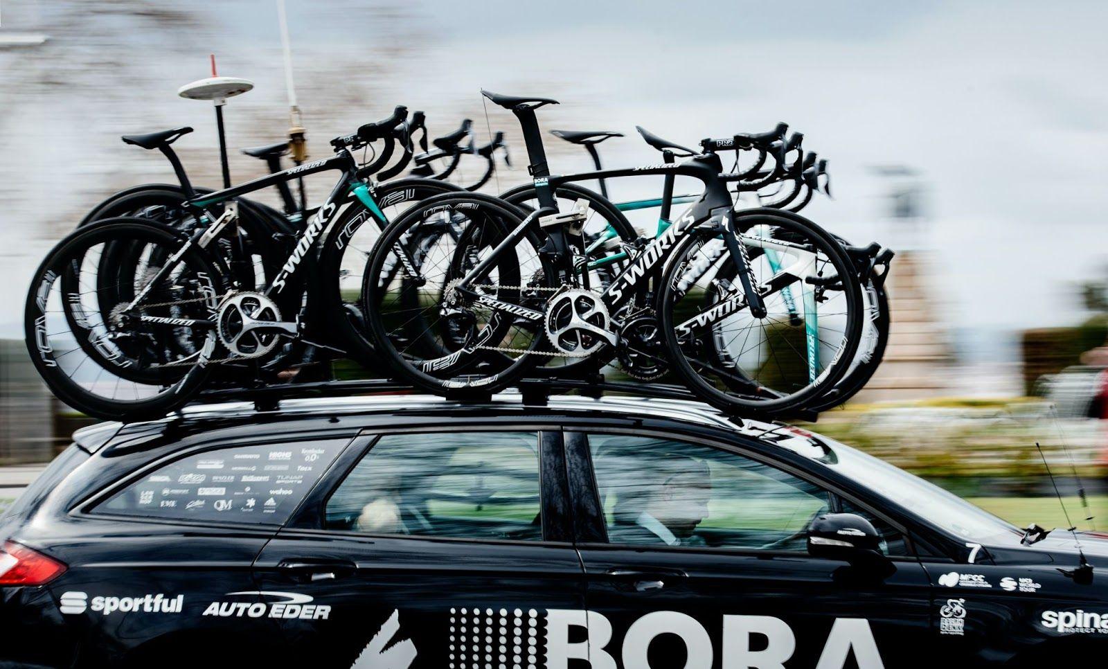 Het fietsendiefstal probleem van de Tour de France