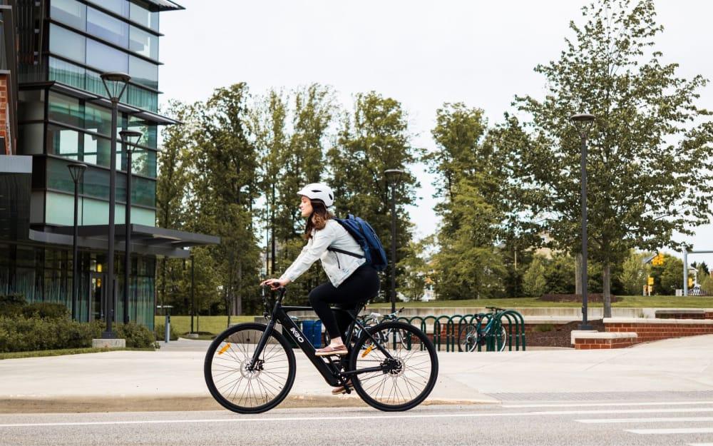 E-biken als workout